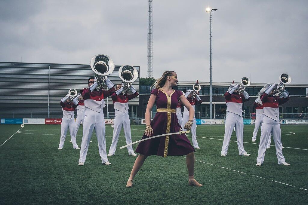 Showband Rastede e V    Dutch Music Games in Huizen - NL